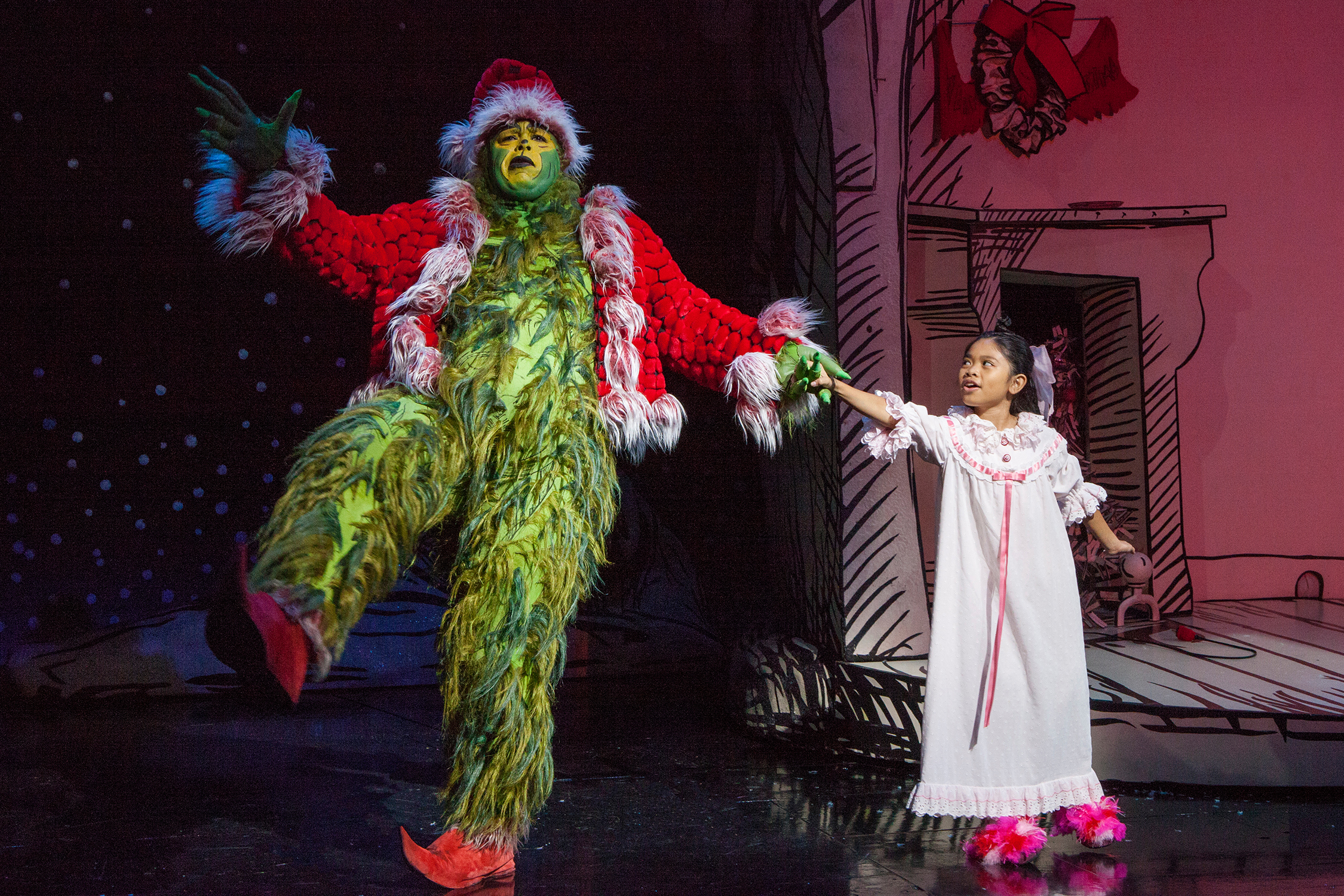 Dr Seuss How The Grinch Stole Christmas 2016 The Old