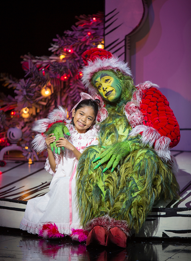 Dr. Seuss' How the Grinch Stole Christmas! 2016 | The Old Globe