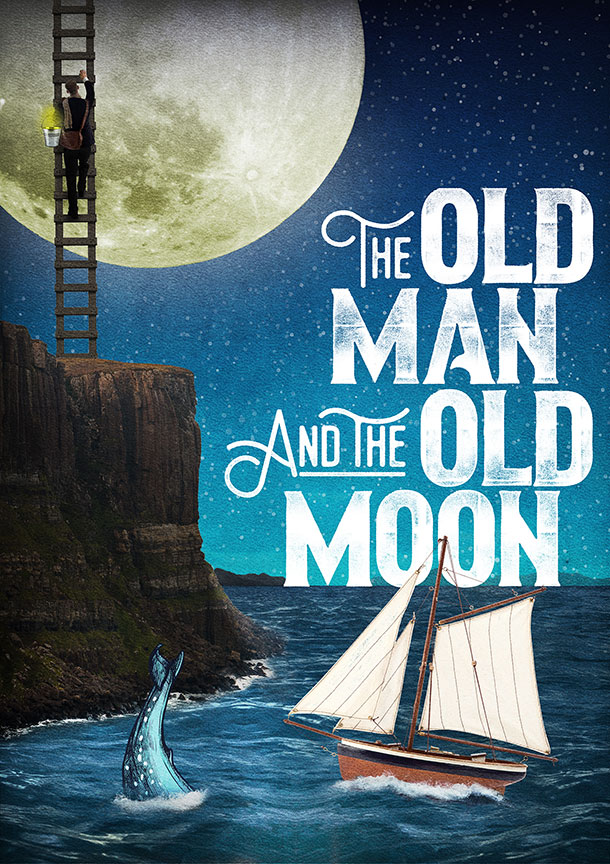The Old Man and The Old Moon directed by Stuart Carden and PigPen Theatre Co., the show's West Coast premiere runs at May 13 – June 18, 2017 at The Old Globe. Photo courtesy of The Old Globe.