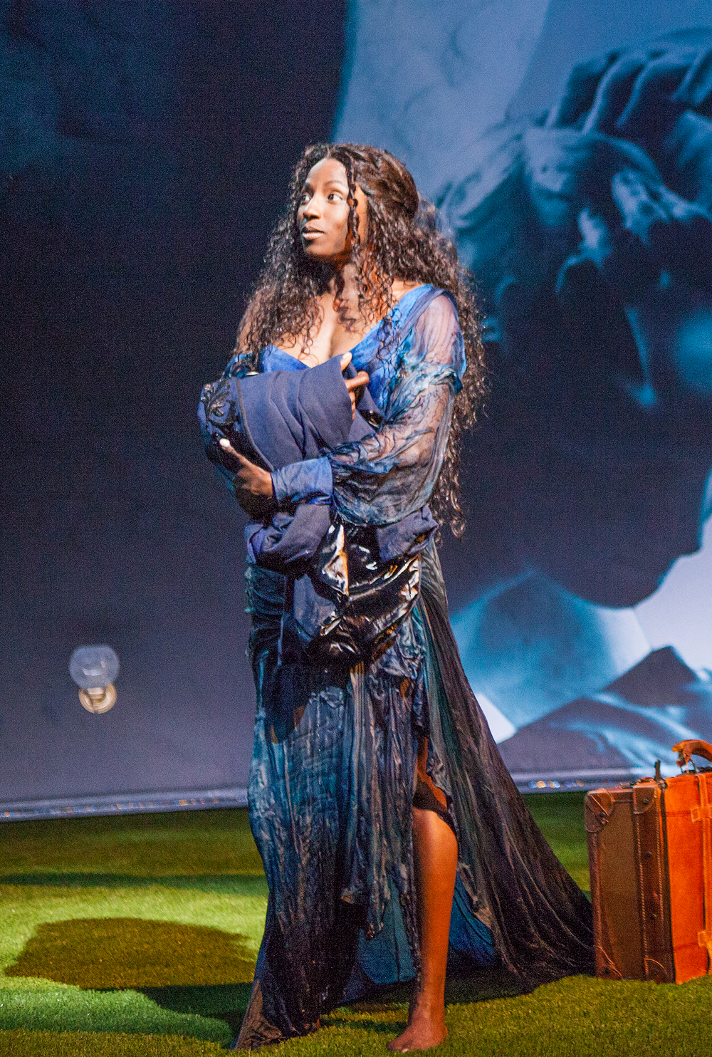 Rutina Wesley in Twelfth Night, 2015