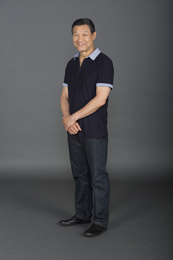 James Saito appears as Koji
