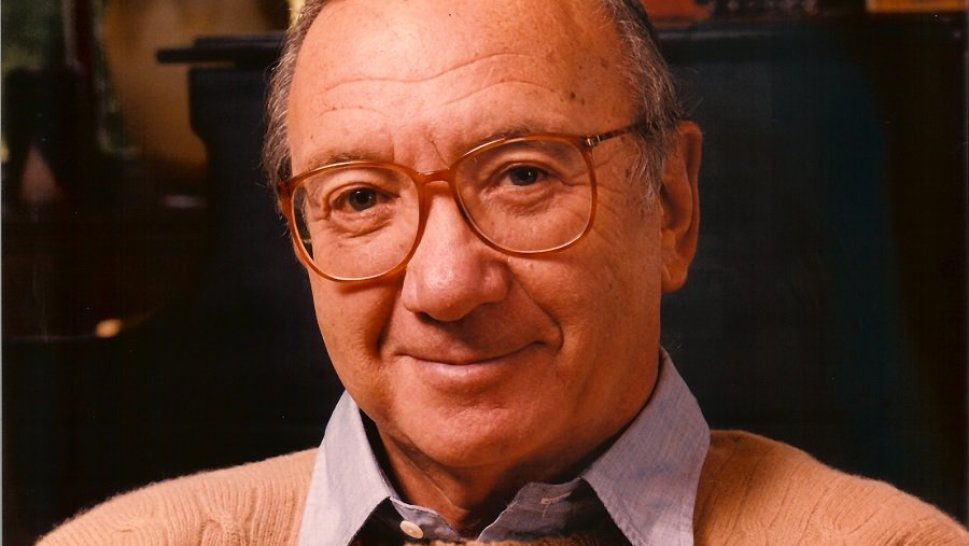 Playwright Neil Simon. Barefoot in the Park, directed by Jessica Stone, runs July 28 - August 26, 2018 at The Old Globe. Photo courtesy of The Old Globe.