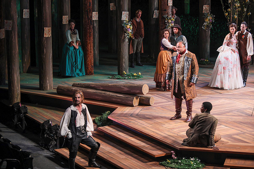 As You Like It | The Old Globe