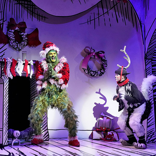 The Grinch Cast and Creative Announcement
