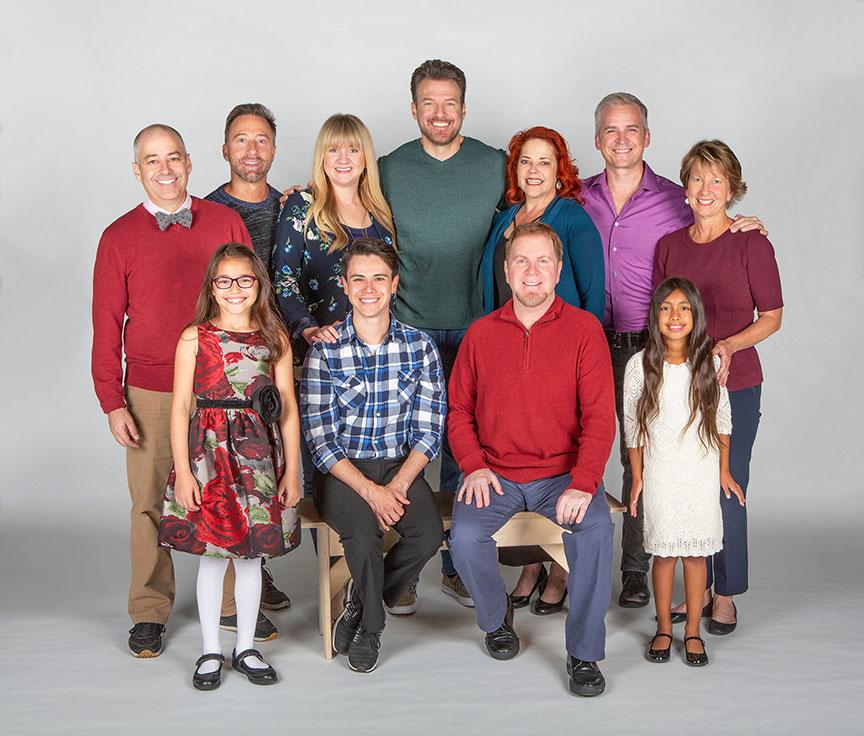 Lifetime the christmas gift full cast 2019