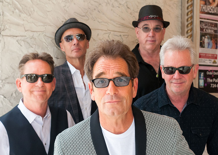 Huey Lewis and the News. The Heart of Rock & Roll will run Sept. 6 – Oct. 21, 2018 at The Old Globe. Photo by Richard Frollini.