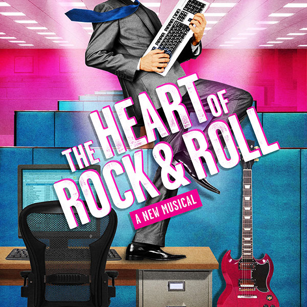 The Heart of Rock & Roll Cast Announcement