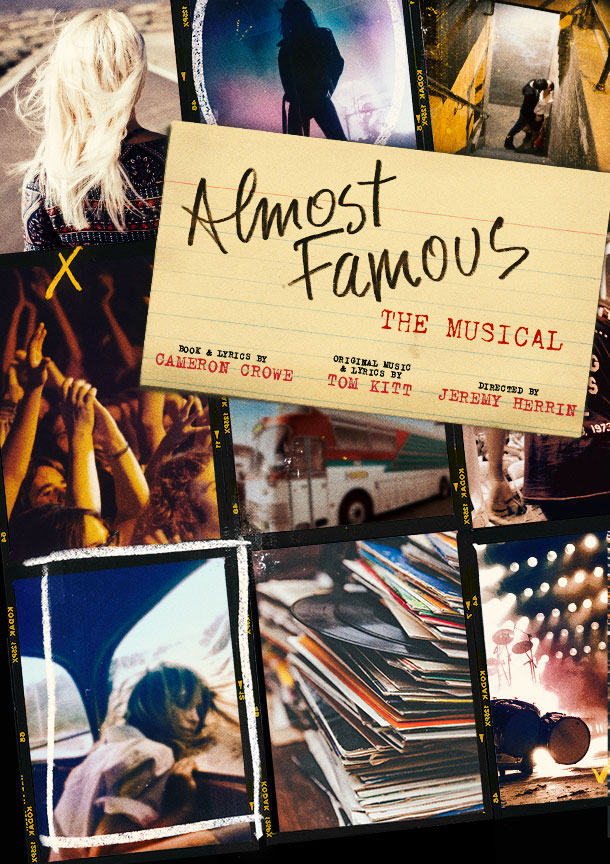 Almost Famous – The New Musical