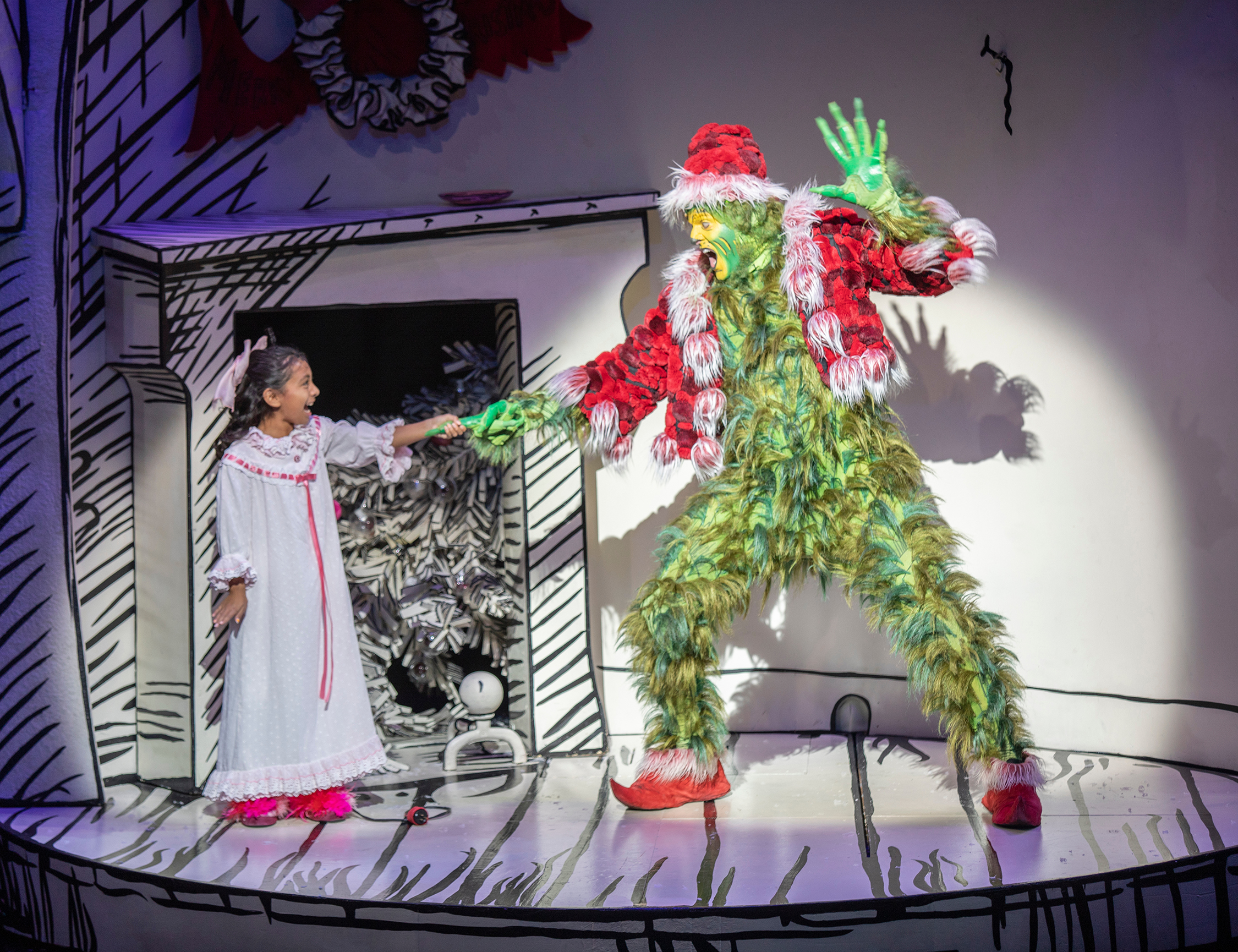 How The Grinch Stole Christmas Auditions 2020 Dr. Seuss's How the Grinch Stole Christmas! 2019 | The Old Globe