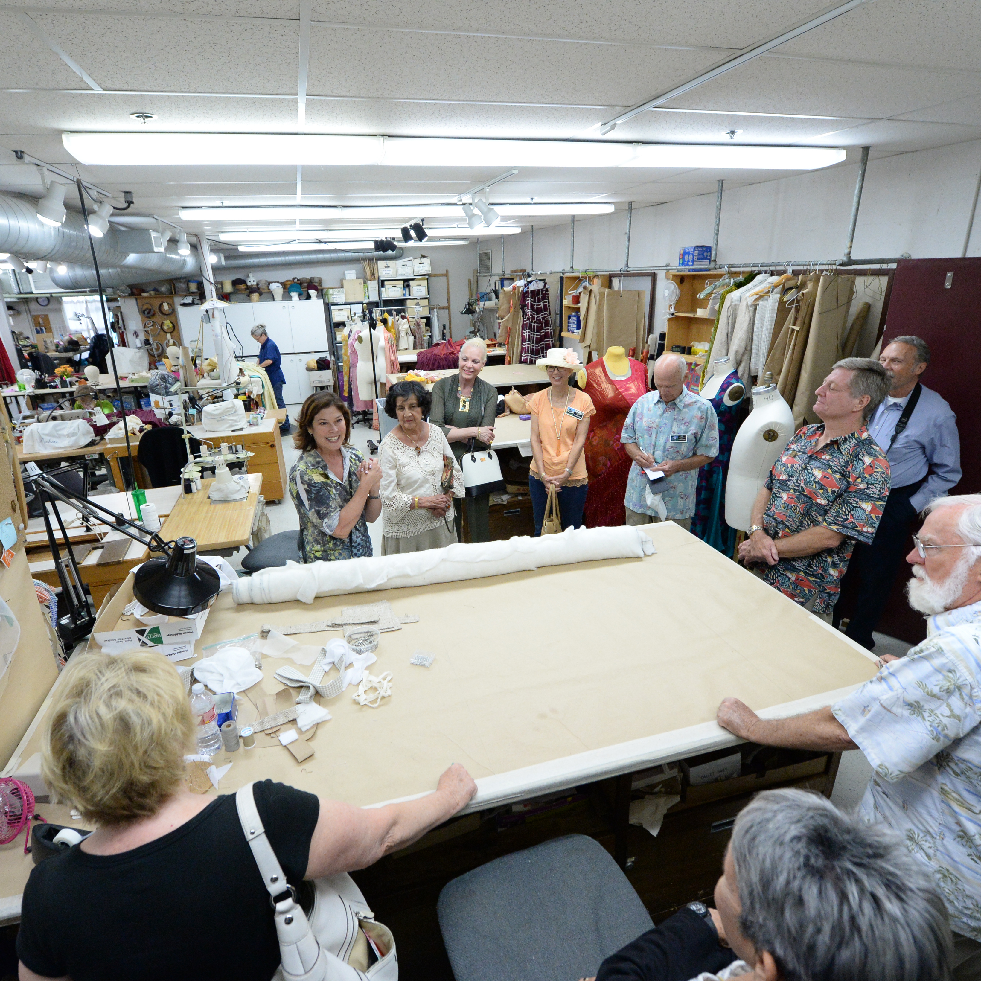 Costume Shop Tour