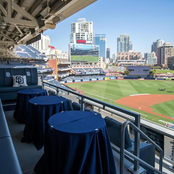Play Ball! Bring Your Friends to Join Barry Edelstein and Globe Artists in a Padres Box